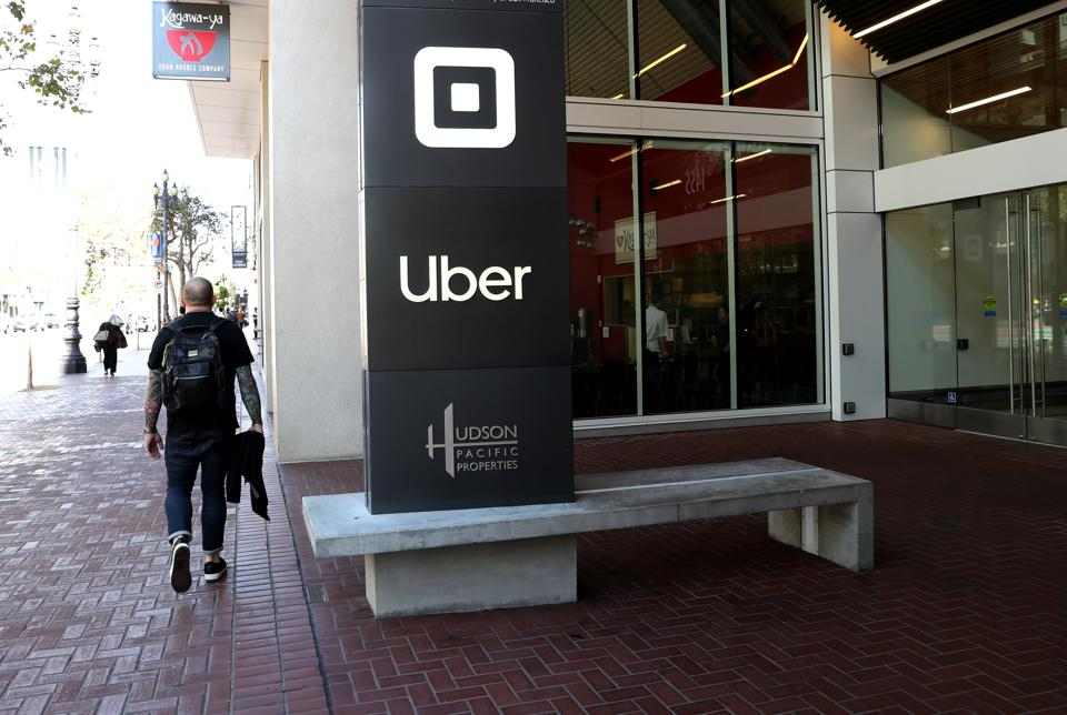 New California Law May Affect Uber's Future Valuation