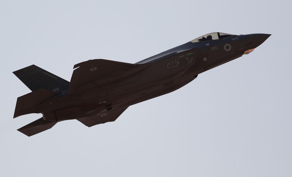 ISRAEL-MILITARY-AIR-FORCE