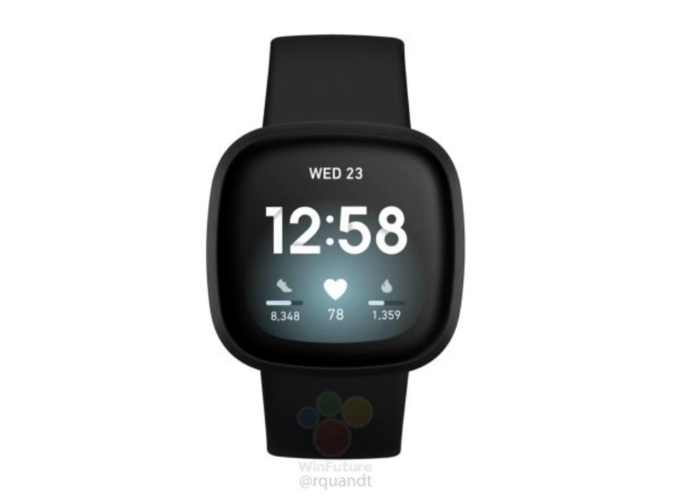 Is this the Fitbit Versa 3?