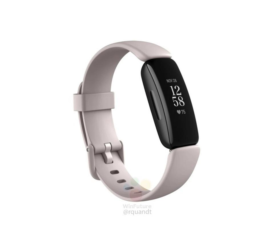 Fitbit Inspire 2, it's claimed.