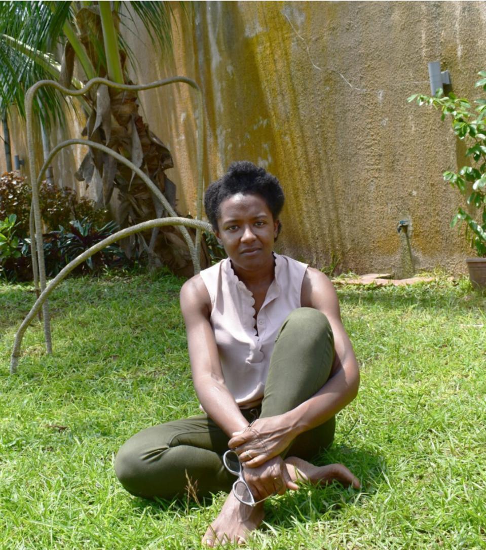 a photograph of Temitayo Ogunbiyi