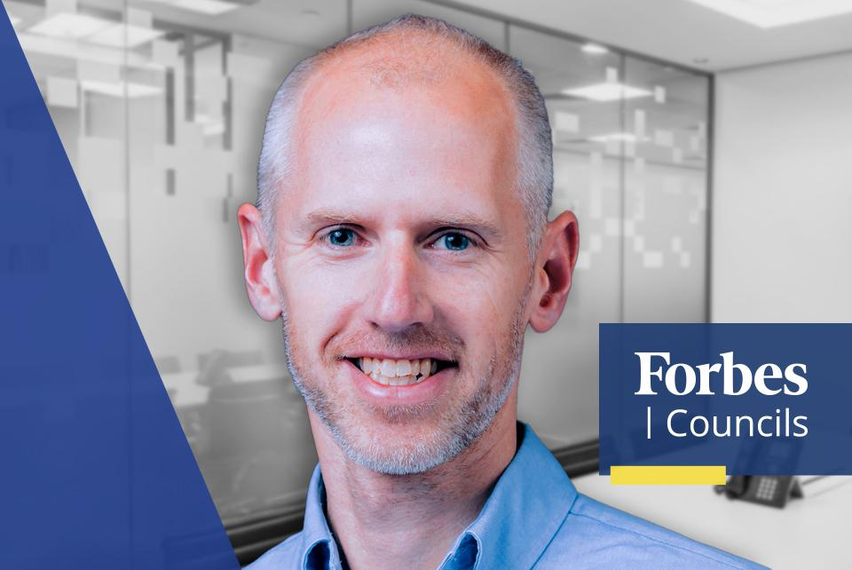 Steven Gustafson, CTO at Noonum and Forbes Technology Council Member.