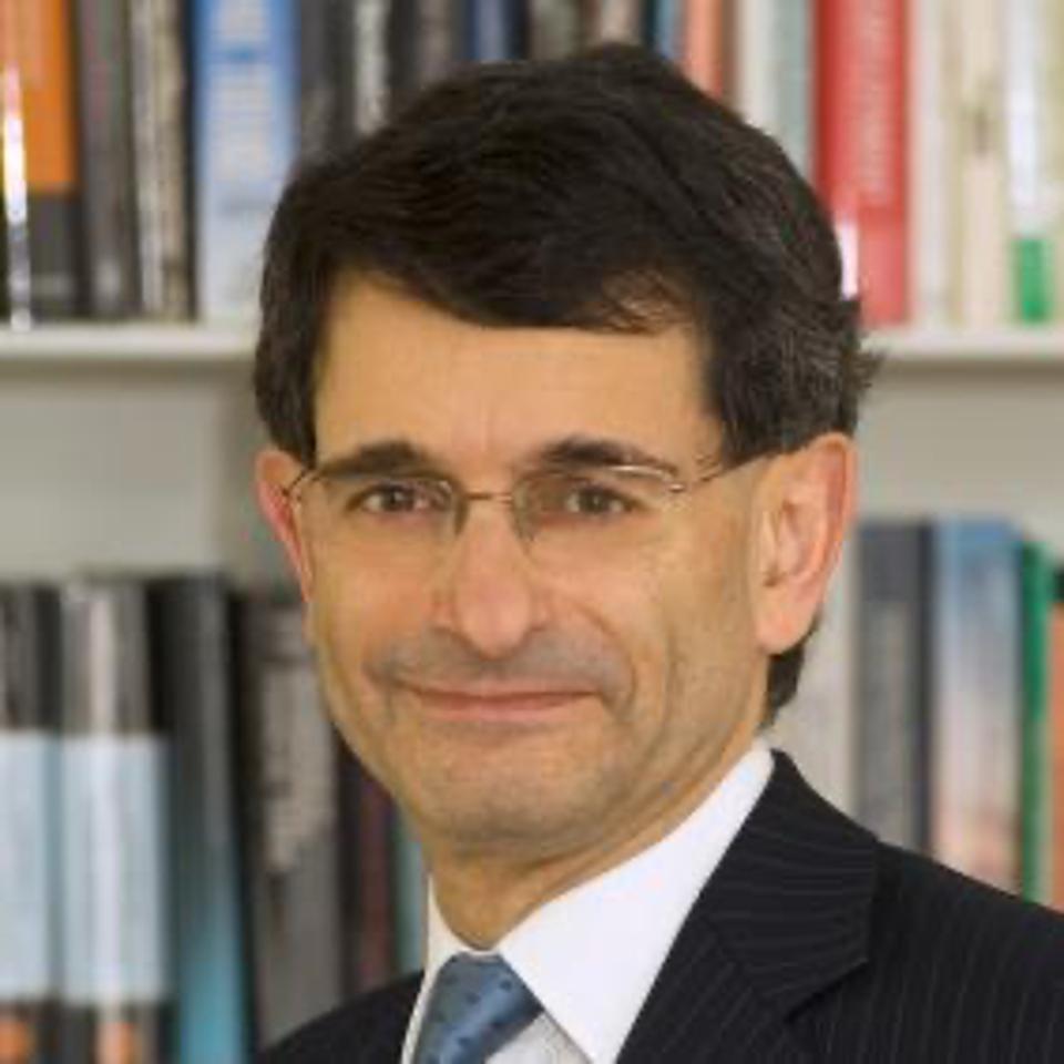 Professor Colin Mayer CBE FBA, Peter Moores Professor of Management Studies