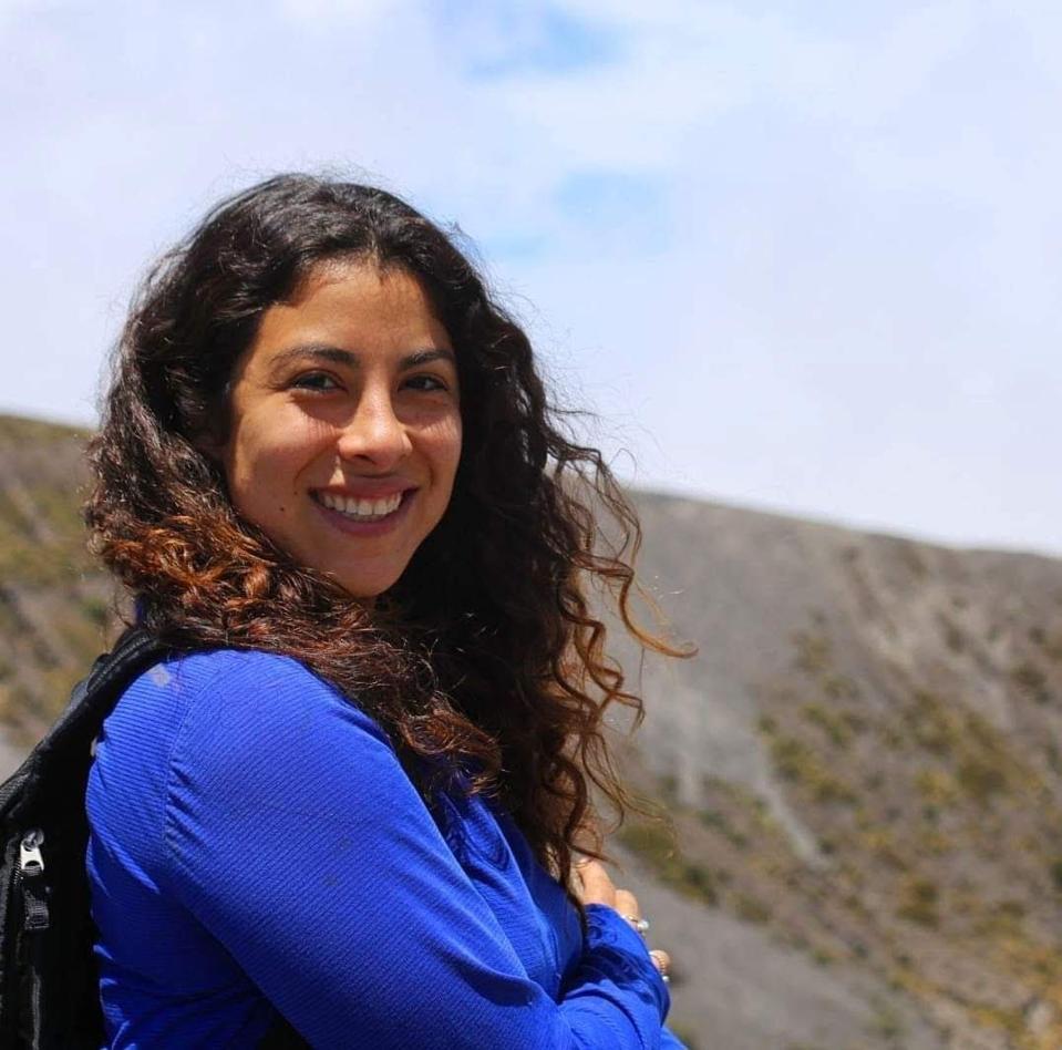 Stephanie Monserrate, cofounder of Güakiá Colectivo Agroecológico