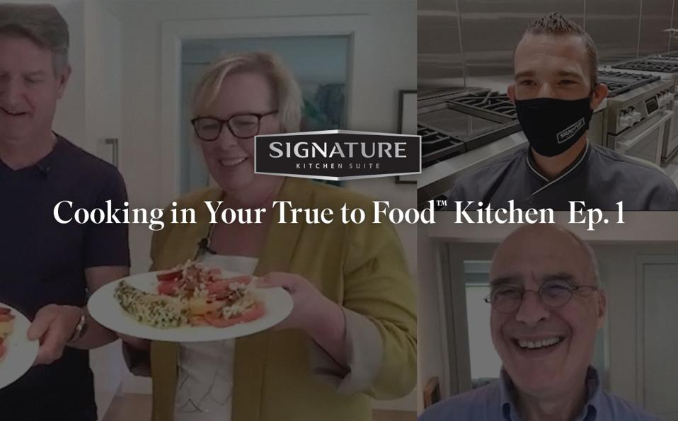 Video Promo for Cooking in Your True Food Kitchen
