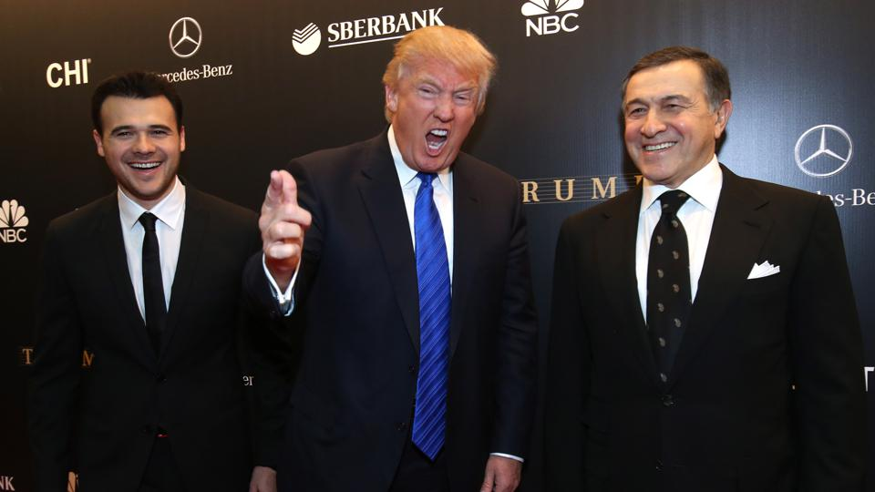 Trump's Business Partners Allegedly Involved In Human Trafficking, Mafia Matters, Probable Money Laundering