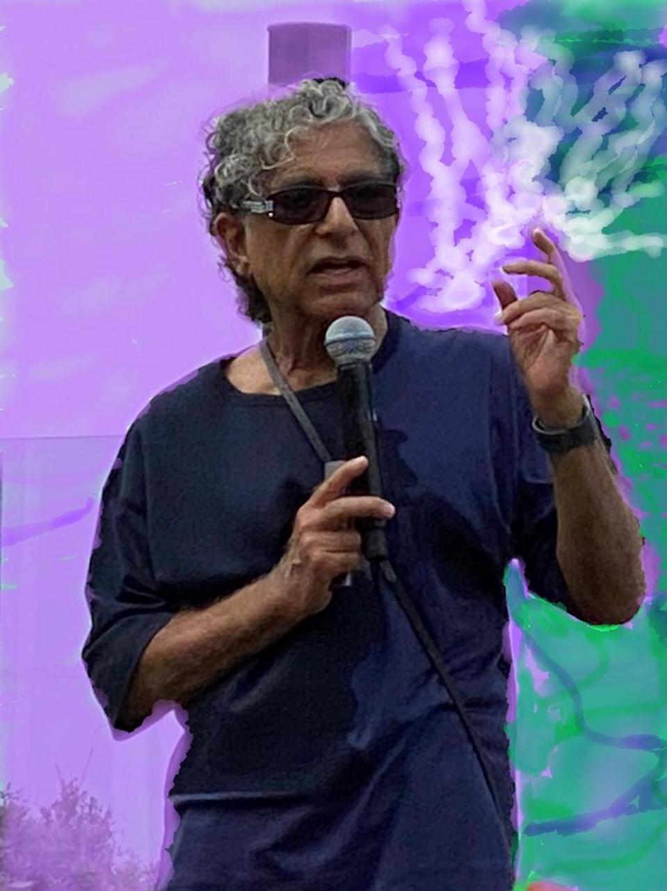 Deepak Chopra, Founder and Chair of the Chopra Foundation