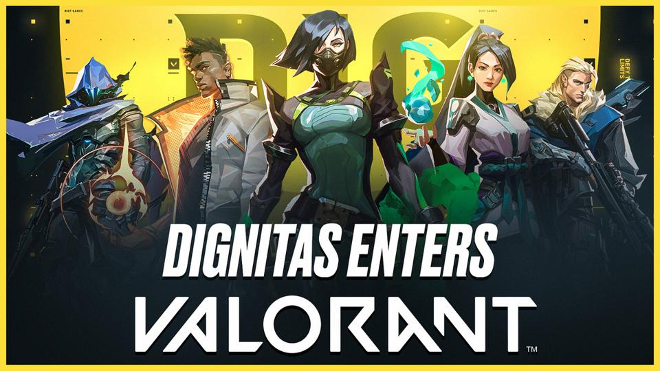 Dignitas Signs Core Of Homeless 'Valorant' Team