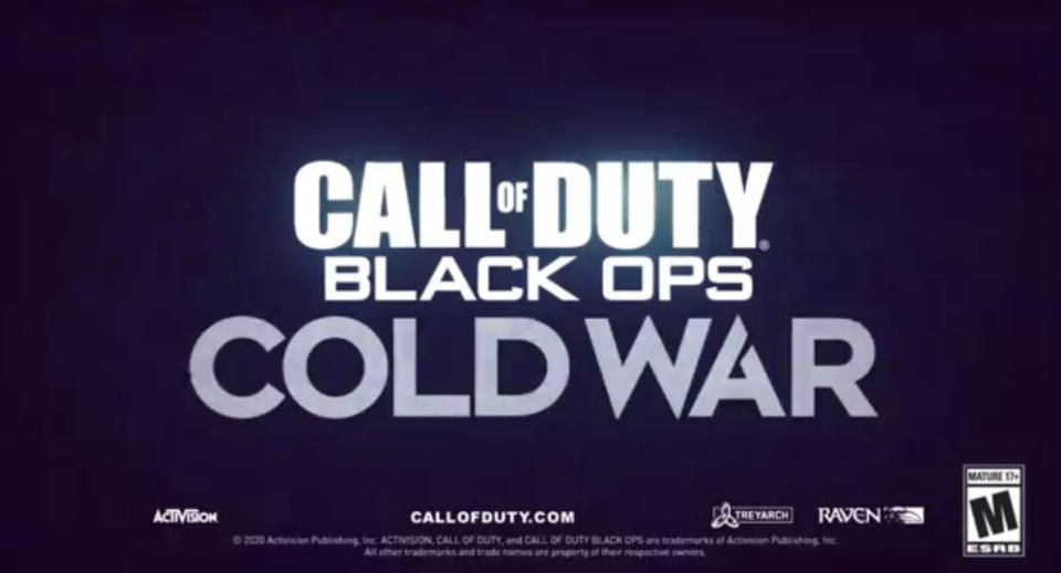 Call Of Duty Black Ops Cold War S Silly Name Is 12 Years In The Making