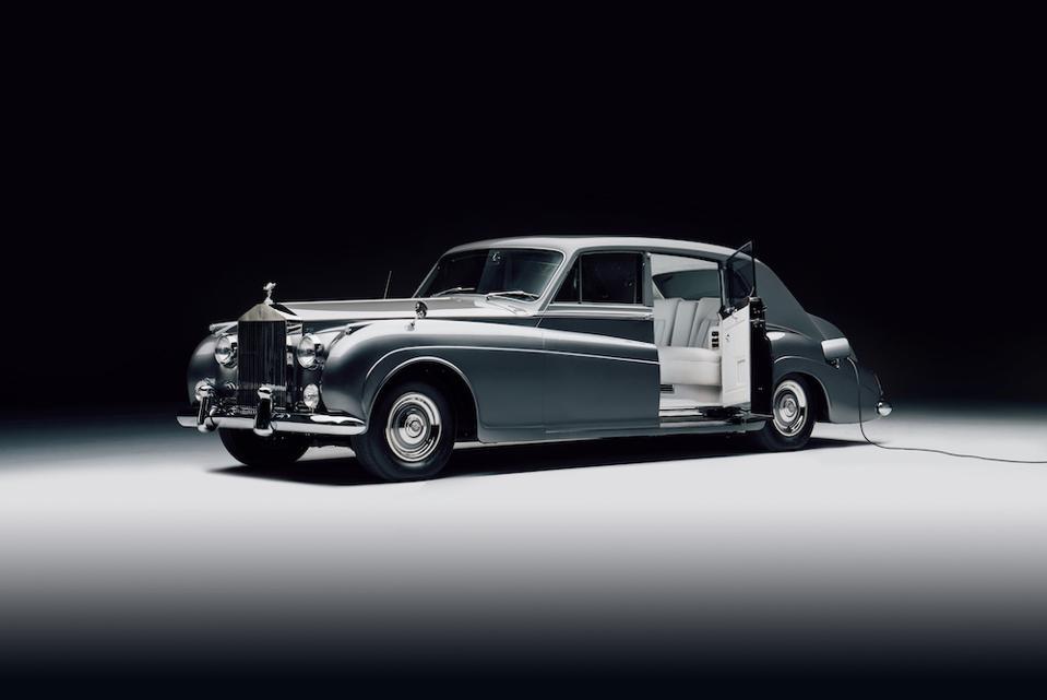 Electric Rolls-Royce Phantom by Lunaz will start from around $657,000