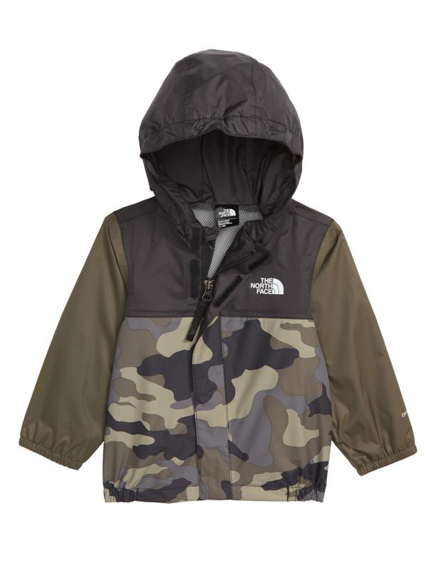 The North Face Tailout Hooded Rain Jacket (Baby)