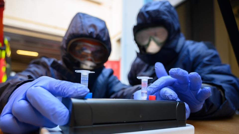 FRANCE-HEALTH-VIRUS-BIOLOGY