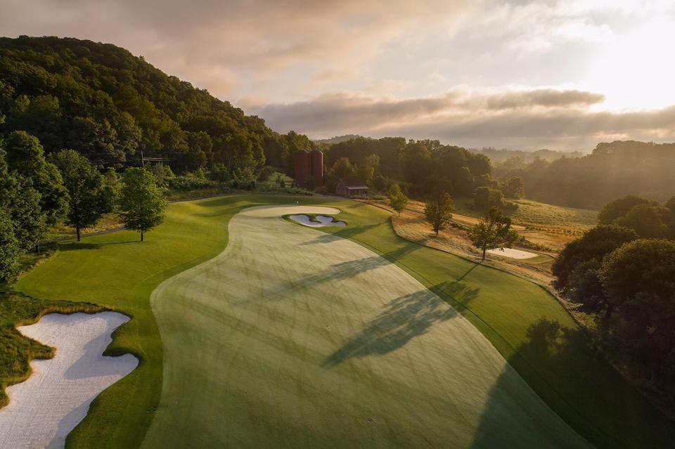 Silo Ridge, golf architect Tom Fazio, design, Discovery Land Company, luxury real estate