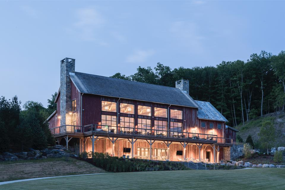 Silo Ridge, The Barn, New York, Hudson Valley, Discovery Land Company, luxury real estate, design