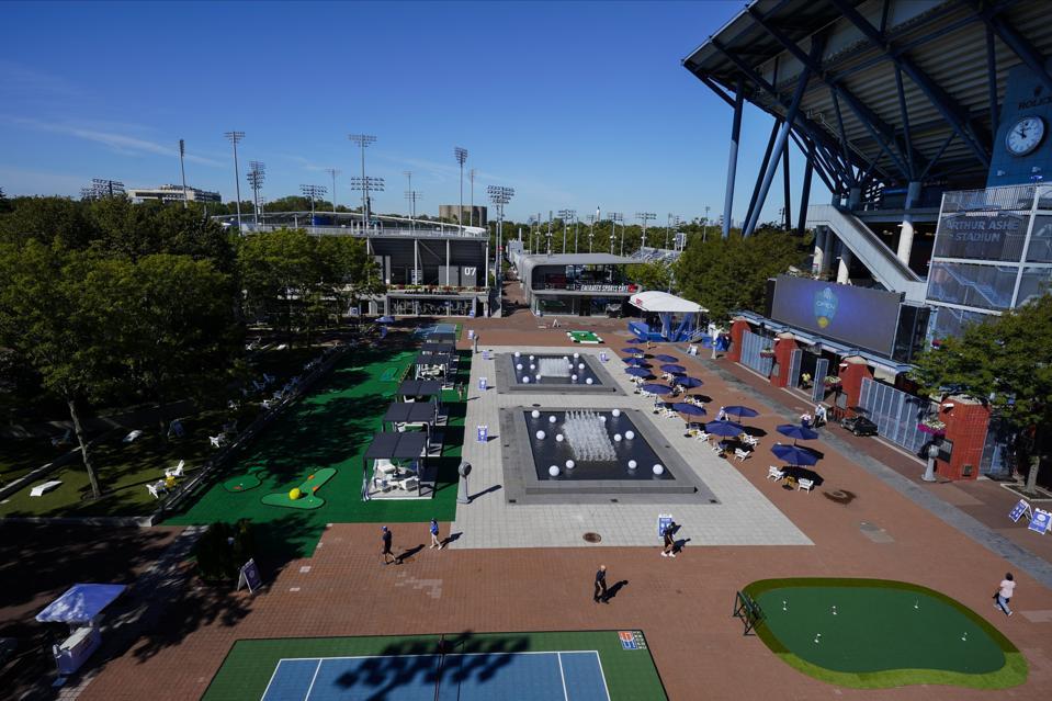 U.S. Open 2020 Arthur Ashe Stadium