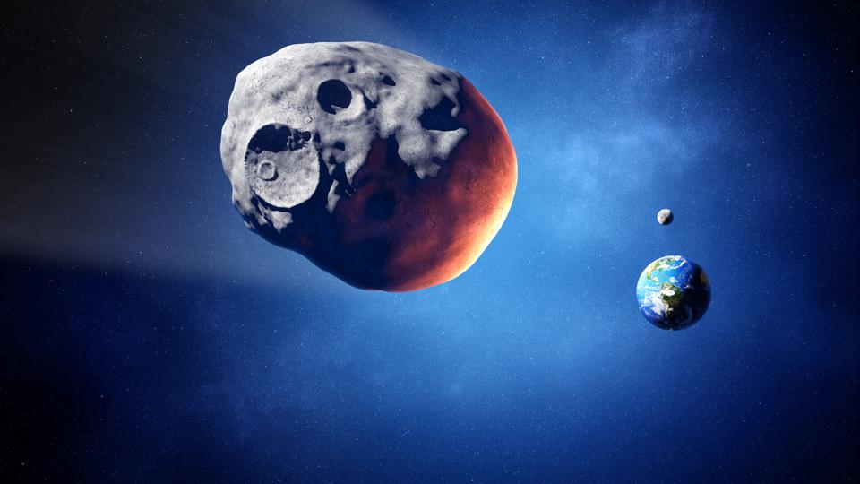 Apophis, the most famous 'potentially hazardous' asteroid, will make a close approach to Earth this weekend.