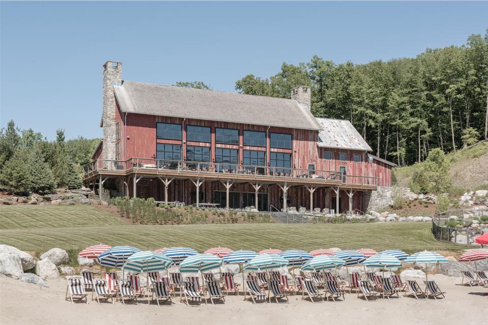 Silo Ridge, The Barn, Hudson Valley, New York, Stephanie Balvin, luxury real estate, design