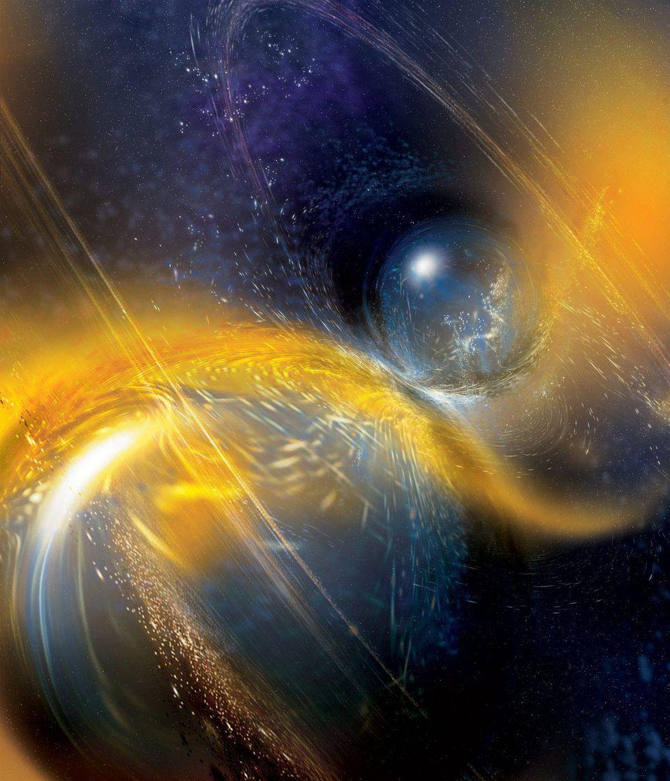 When two neutron stars merge, they always produce a gravitational wave signal.