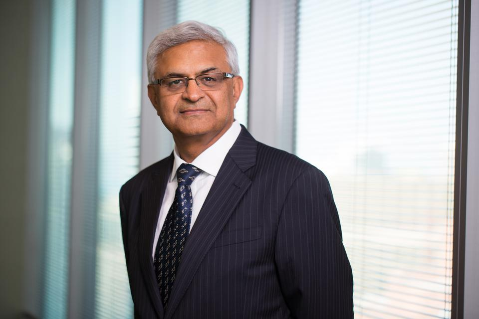 Raj Bhatia, managing director, Merrill Private Wealth Management