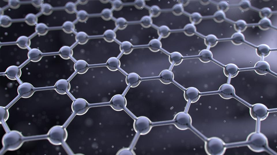 graphene, 2-dimensional crystal