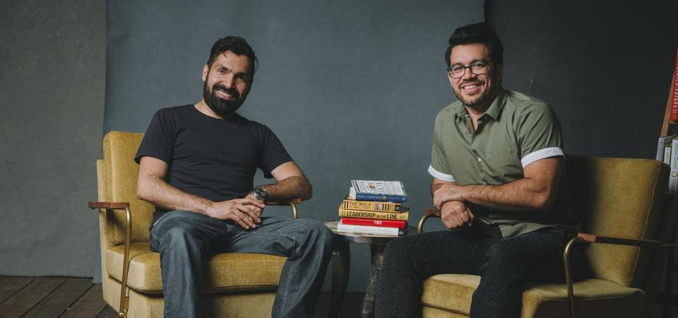 Retail Ecommerce Ventures (REV) co-founders Alex Mehr (left) and Tai Lopez (right)