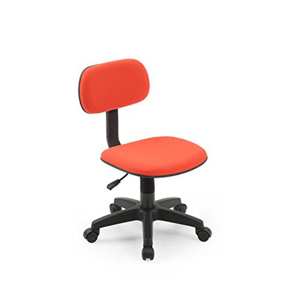 Hodedah Armless Kids Desk Chair