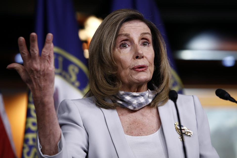 Pelosi on second stimulus check and unemployment benefits