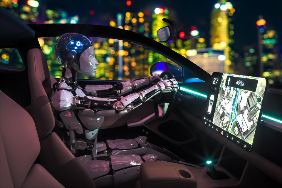 Ai driving in Singapore