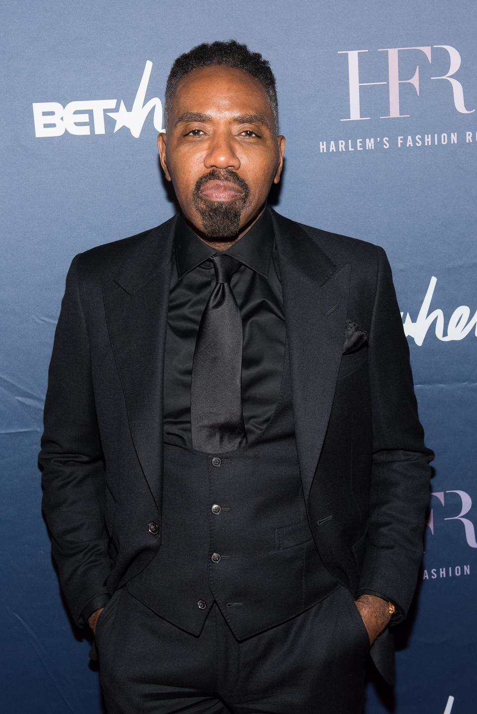President of Media Sales for BET Networks Louis Carr.