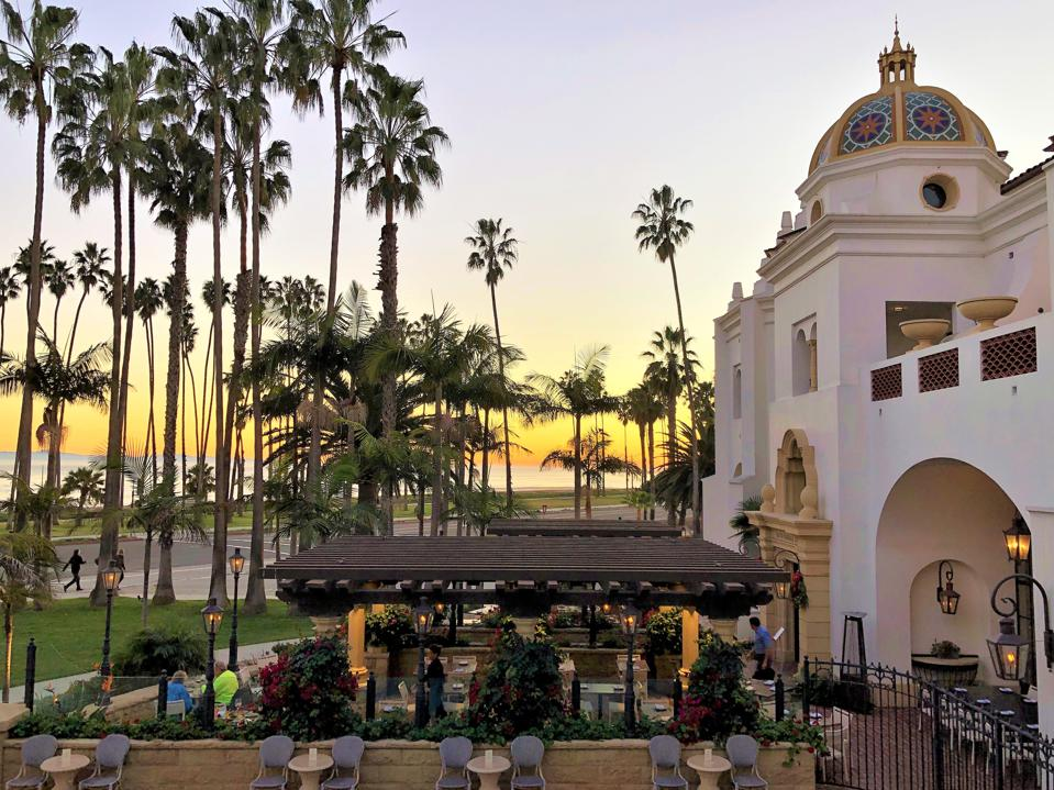 Convivo is a perfect date-night spot for dinner accompanied by those beautiful California sunsets.