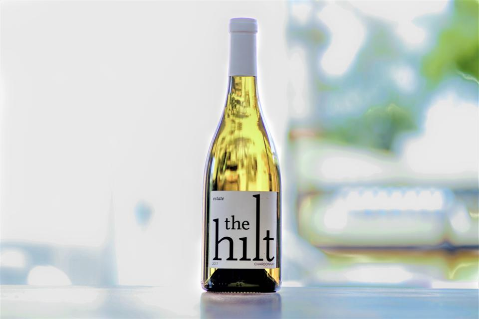 The Hilt Estate Chardonnay 2017 is a great California white wine.