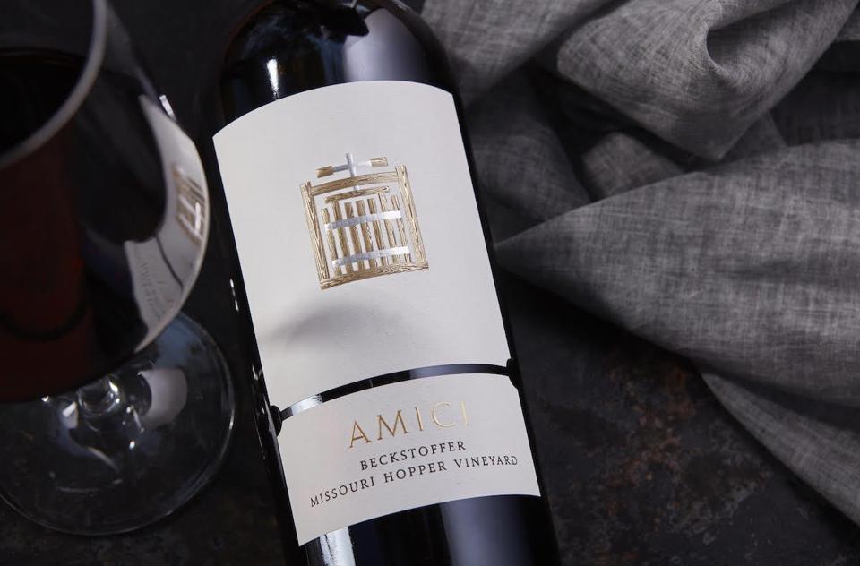 The Amici Beckstoffer Missouri Hopper Vineyard Cabernet Sauvignon 2017 is a classic.