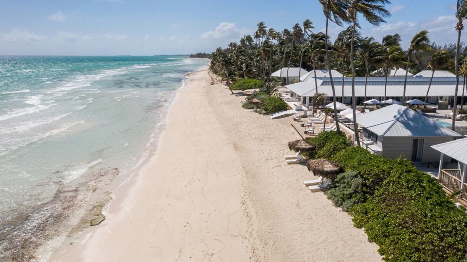 Beachfront at Caerula Mar Club