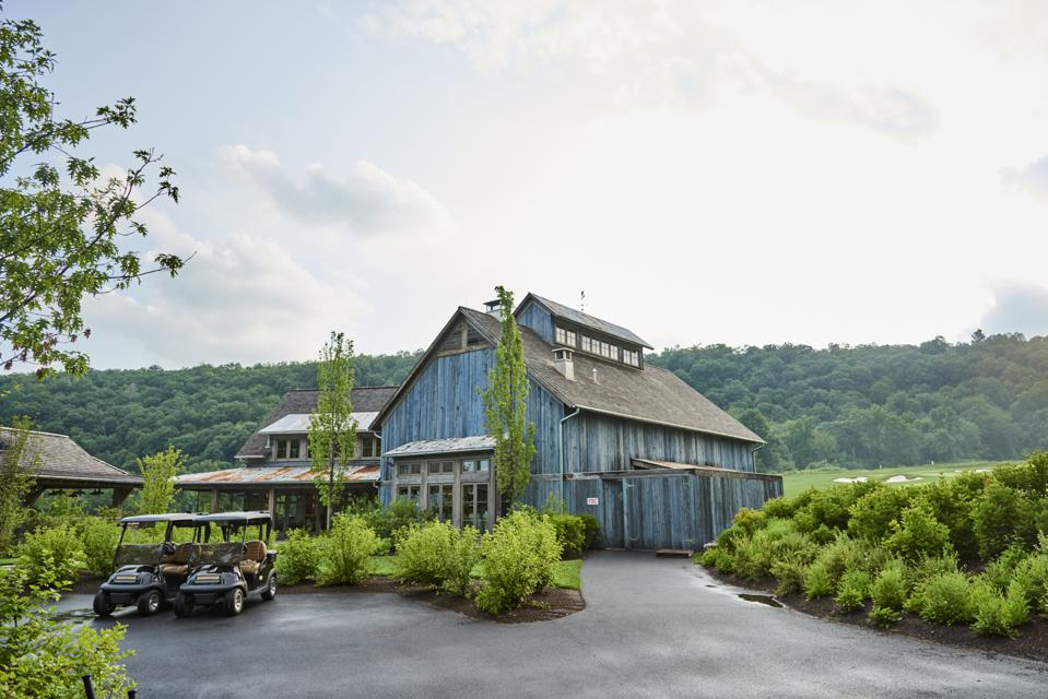 Silo Ridge Field Club, The Barn, New York, Hudson Valley, Discovery Land Company, design