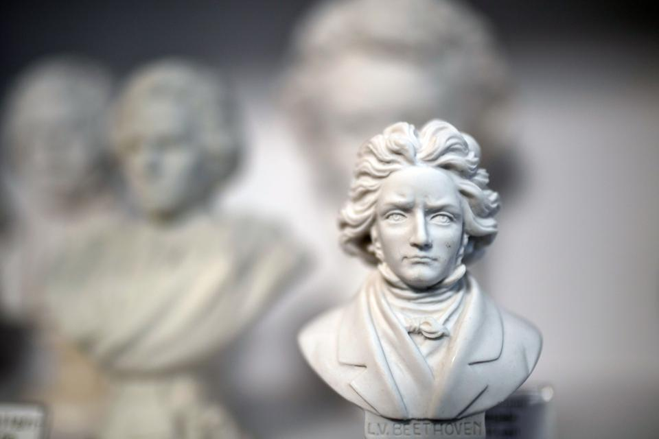 GERMANY-MUSIC-BEETHOVEN