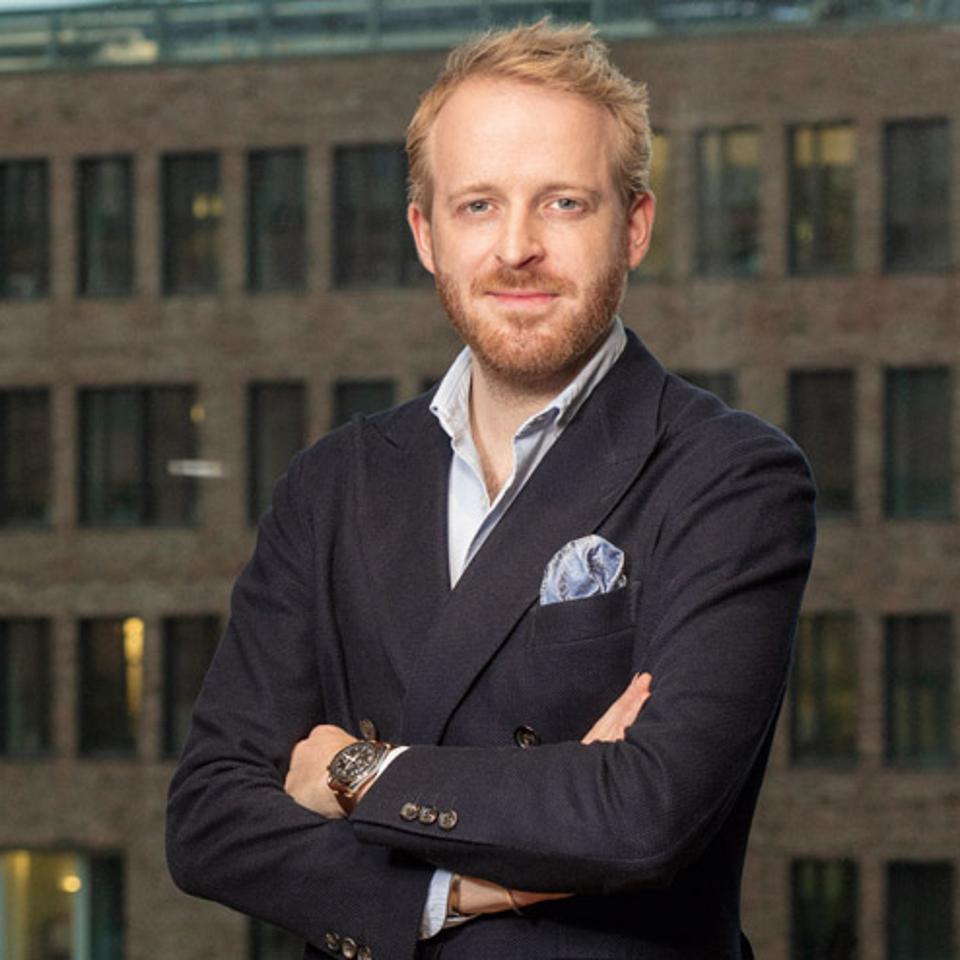 Head: Max Heinemann, CEO Gebr.  Heinemann