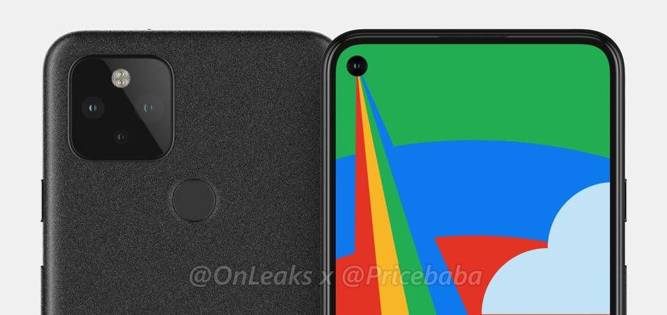 Is this the Google Pixel 5?