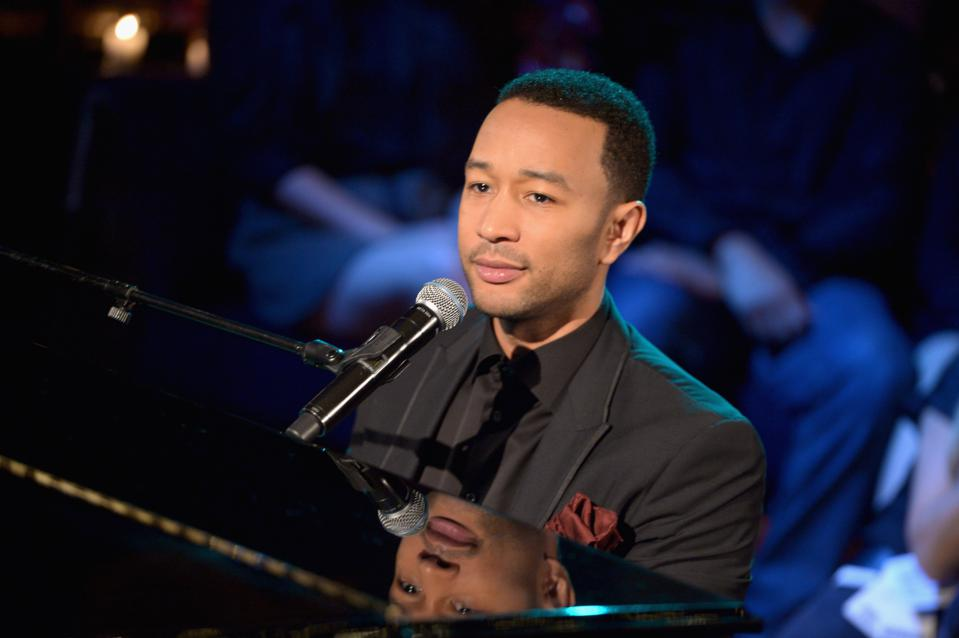 Citi Presents Exclusive John Legend Concert For Citi ThankYou Cardmembers At The Emerson Theatre In Los Angeles Benefitting Teach For America