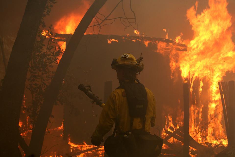 Santa Cruz Counties Wildfires