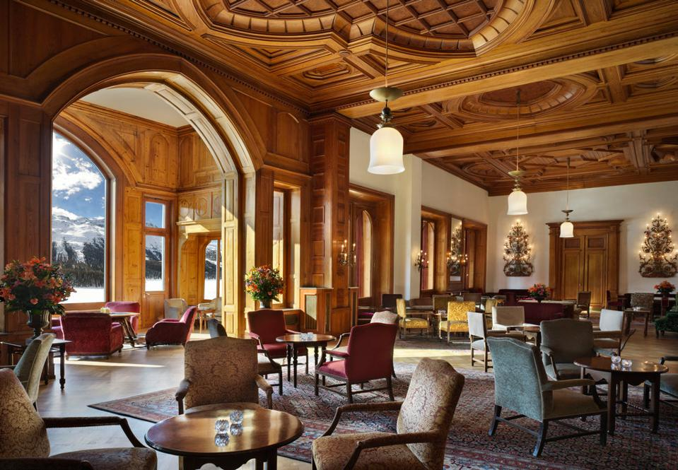Badrutt's Palace Hotel, Grand Hall
