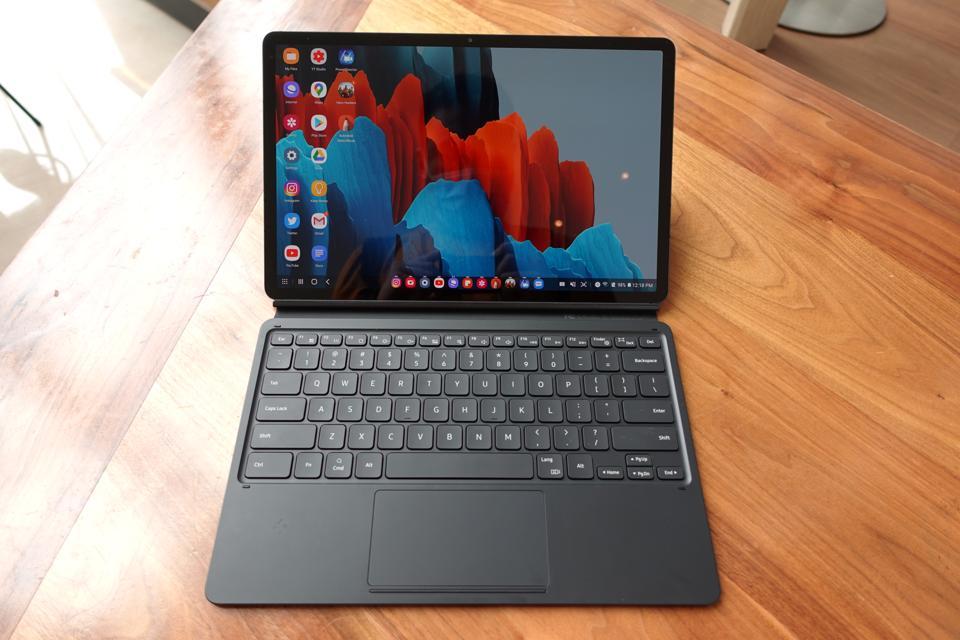 Dex của Samsung biến giao diện người dùng Android thành một thứ giống như máy tính để bàn.