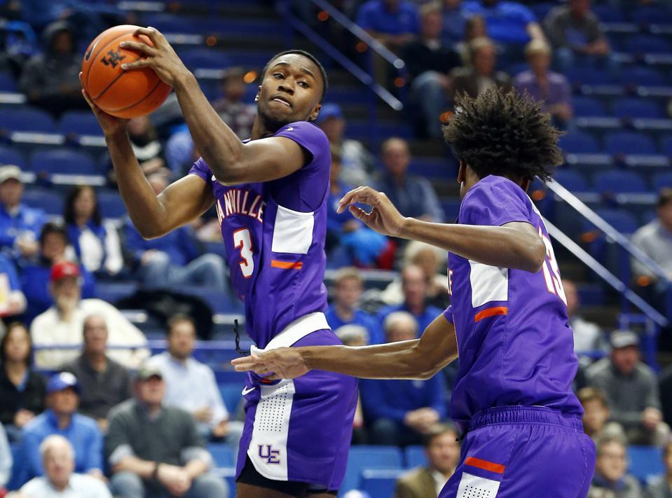 Evansville Kentucky Basketball