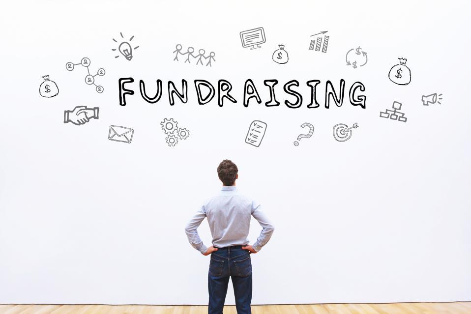 fundraising concept