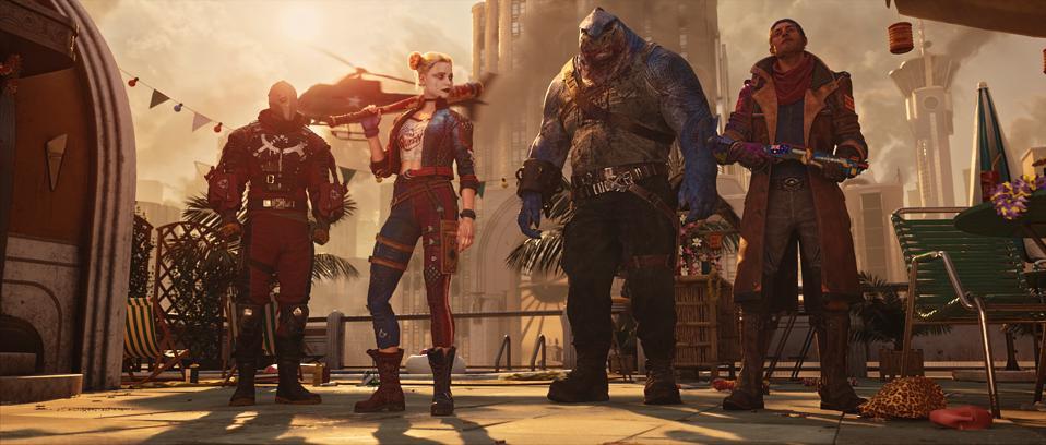 Suicide Squad: Kill The Justice League' Revealed For Next-Gen Consoles