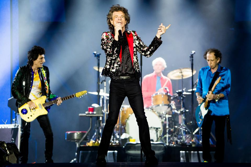 The Rolling Stones In Concert - Miami, FL
