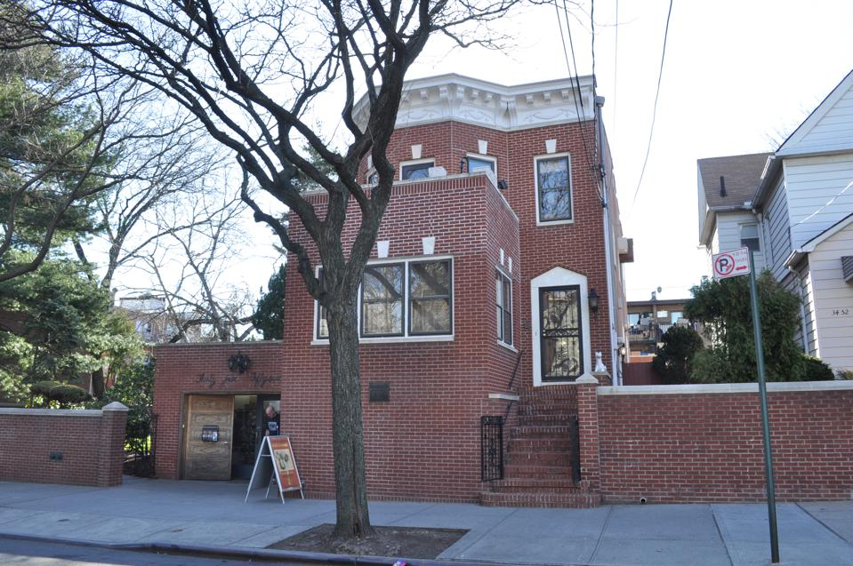 The house where the Jazz icon lived from 1943-1971