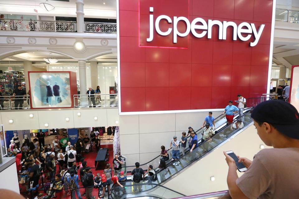 Celebrity Fashion: WWE at JCPenney Long island Mall
