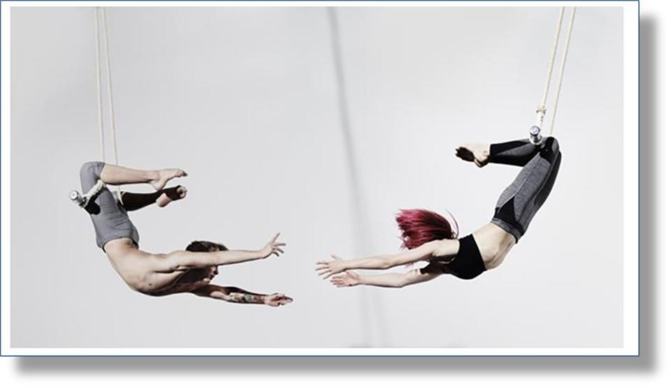 Agile acrobats