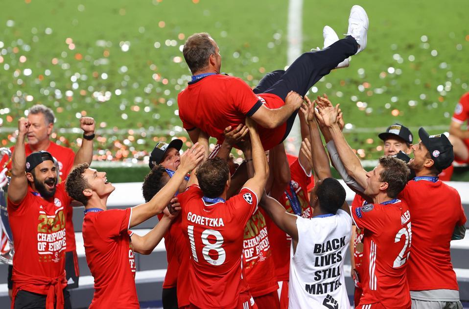 Bayern Munich Beats PSG 1-0 To Cap Off Historic Champions League Final