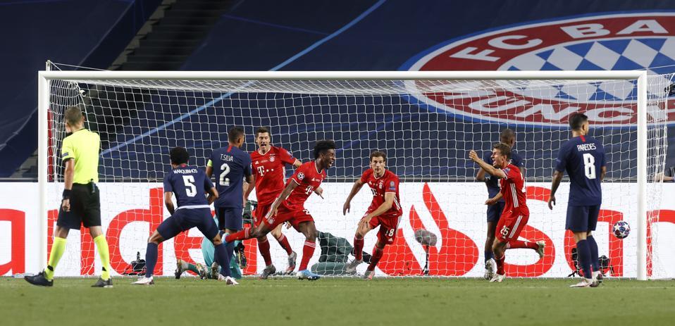 Bayern Munich Beats Psg 1 0 To Cap Off Historic Champions League Final
